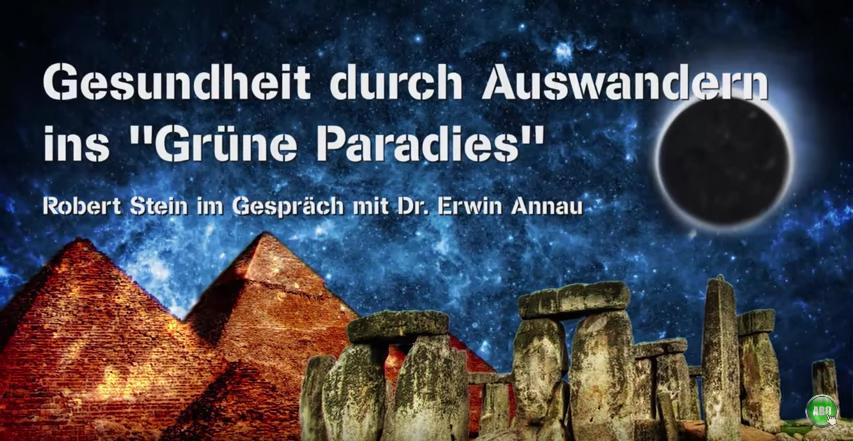 """Gesundheit durch Auswandern ins """"Grüne Paradies"""""""