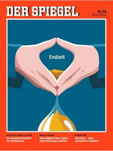 Titelseite Spiegel